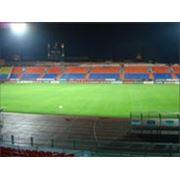 Освещение спортивных комплексов фото
