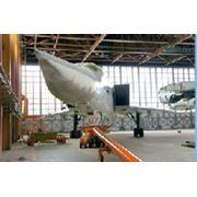 Ремонт ИЛ-76М восстановление титановых рельсов нанесение гальванических покрытий фото