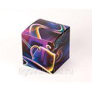 Упаковка для кружек фиолетовая фото