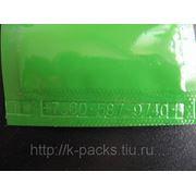 Размещение контактной информации на пакетах фото
