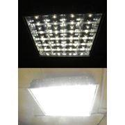 Модернизация светильников типа Амстронг фото