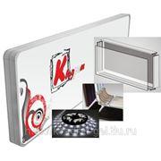 Светодиодный световой короб фото