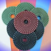 Алмазные гибкие полировальные круги фото