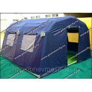 Надувная палатка: бытовка передвижная фото