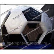 Надувная палатка: надувное мобильное укрытие фото