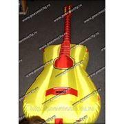 POS материалы: форма: гитара фото