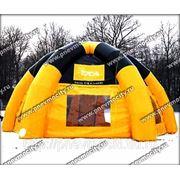 Надувной тент: надувной шатер фото