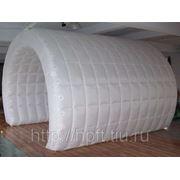 Надувной светодиодный тоннель-101 фото