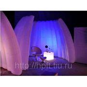 Надувная светодиодная стена-303 фото