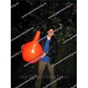 Рекламный шар: POS материалы: форма: клизма фото