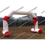 Надувная арка универсальная. фото