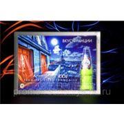 Сверхтонкая световая LED панель PR-lightbox-50/70