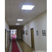 Монтаж светодиодного освещения фото