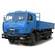 Аренда бортовой грузовой машины фото