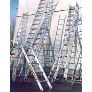 Аренда лестница-стремянка 11 м фото