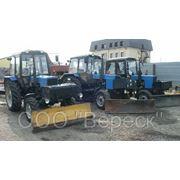 Аренда подметального трактора Тюмень фото