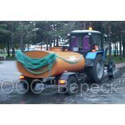 Аренда поливомоечного трактора Тюмень фото