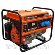 Аренда и прокат бензиновой электростанции (генератора) мощностью 5,5 кВт фото
