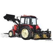 Аренда трактора (коммунальной машины)