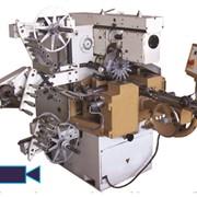 Машина заверточная для конфет в двойной перекрут Nagema EU-7 фото
