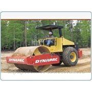 Аренда грунтового виброкатка Dynapac CA250/250D