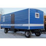 Аренда вагон-домов фото