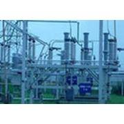 Прокладка сетей электроснабжения воздушных ЛЭП кабельных сетей (до 35 кВ включительно) фото