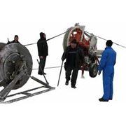 Прокладка силового кабеля фото