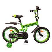 Велосипед детский PROF1 12д. LMG12113 Driver фото