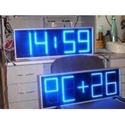 Электронные часы фото