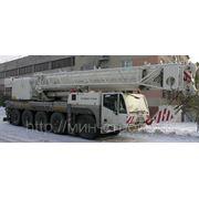Аренда автокрана 100 тонн Terex Demag AC100/5 фото