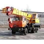 Аренда Автокранов в Самаре от 16 до 100 тонн. фото