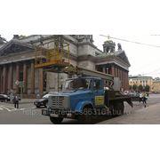 Аренда автовышек в СПб 912-40-60 фото