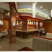 Разработка дизайн-проектов, дизайнов фасадов ресторанов фото
