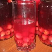 Консервированная ягода фото