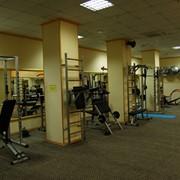 Тренажерный зал в Алмате фото
