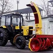 Снегоочиститель фрезерно-роторный Амкодор 9211А1 фото