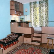Оригинальная мебель в детскую комнату фото