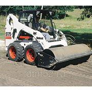 Аренда мини-погрузчика Bobcat S175 фото