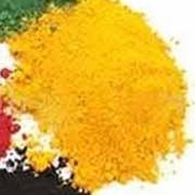 Пигмент железооксидный Германия желтый фото
