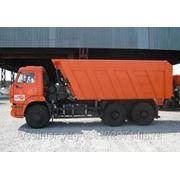 Услуги по перевозке инертных материалов фото