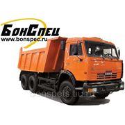 Самосвал Камаз 10, 15 тонн