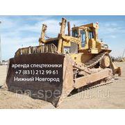 Аренда бульдозера Caterpillar D10 66 тонн