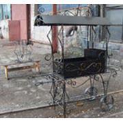 Мангалы кованые Челябинск фото