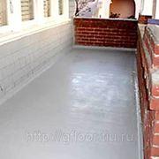 Окраска бетона фото