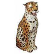 Статуэтка Леопард фото