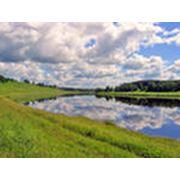 Отдых летний на берегу Волги. фото