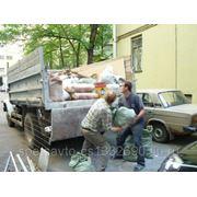 Услуги разнорабочих-грузчиков фото