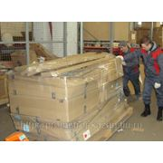Услуги по переезду склада