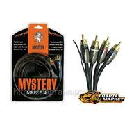 Межблочный RCA-кабель Mystery MREF-5.4